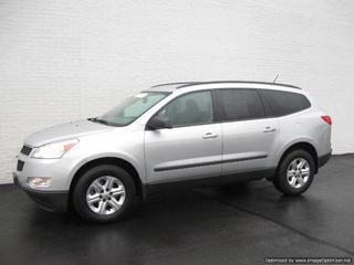 2010 Chevrolet Traverse SUV for sale in Hazleton for $22,995 with 30,921 miles.