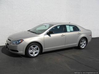 2011 Chevrolet Malibu Sedan for sale in Hazleton for $16,495 with 10,628 miles.