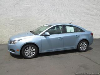 2011 Chevrolet Cruze Sedan for sale in Hazleton for $15,495 with 28,735 miles.