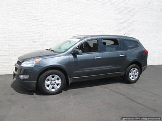 2012 Chevrolet Traverse SUV for sale in Hazleton for $23,995 with 25,229 miles.