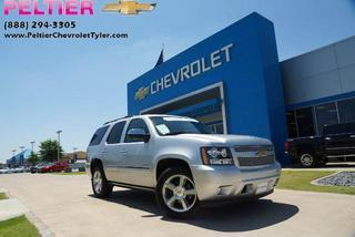 2012 Chevrolet Tahoe SUV for sale in Tyler for $51,000 with 46,439 miles.