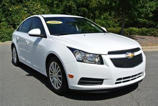 2011 Chevrolet Cruze Sedan for sale in Monroe for $13,993 with 50,106 miles.