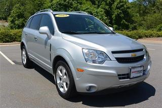 2013 Chevrolet Captiva Sport SUV for sale in Monroe for $22,987 with 30,340 miles.