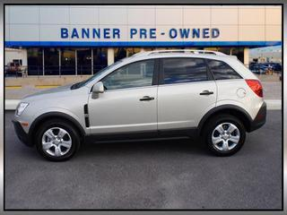 2013 Chevrolet Captiva Sport SUV for sale in New Orleans for $18,995 with 3,063 miles.