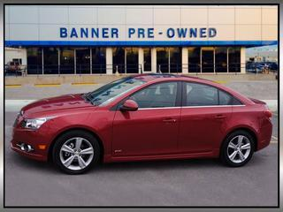 2013 Chevrolet Cruze Sedan for sale in New Orleans for $18,995 with 10,456 miles.