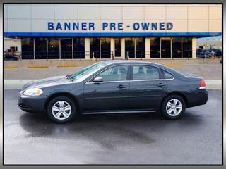2014 Chevrolet Impala Limited LS Sedan for sale in New Orleans for $17,995 with 9,552 miles.