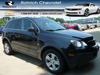 2013 Chevrolet Captiva Sport SUV for sale in Pittsburgh for $16,819 with 34,540 miles.
