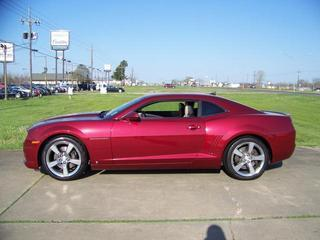 2010 Chevrolet Camaro Coupe for sale in Alexandria for $27,900 with 31,491 miles.