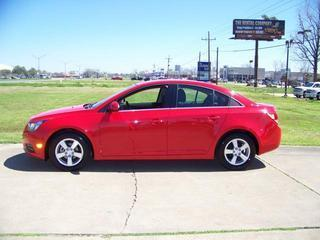 2014 Chevrolet Cruze Sedan for sale in Alexandria for $18,900 with 8,645 miles.