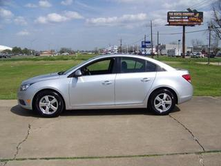 2014 Chevrolet Cruze Sedan for sale in Alexandria for $18,900 with 11,191 miles.