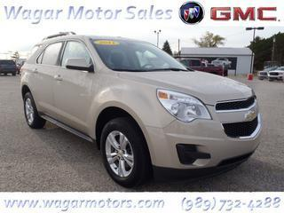 2011 Chevrolet Equinox SUV for sale in Gaylord for $17,995 with 44,740 miles.