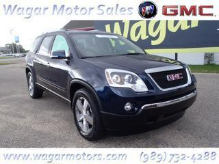 2012 GMC Acadia SUV for sale in Gaylord for $29,995 with 27,816 miles.