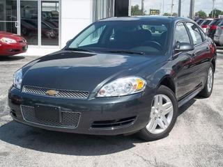Used 2013 Chevrolet Impala - Greenville OH