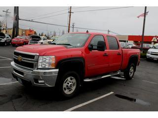 2011 Chevrolet Silverado 2500 Crew Cab Pickup for sale in Hillsboro for $44,999 with 38,824 miles.