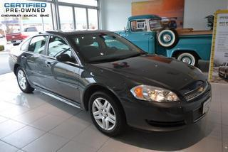 2014 Chevrolet Impala Limited LS Sedan for sale in Lowell for $19,795 with 9,893 miles.