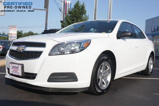 2013 Chevrolet Malibu Sedan for sale in Lowell for $16,995 with 13,980 miles.