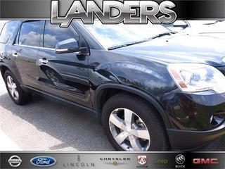 2011 GMC Acadia SUV for sale in Southaven for $26,995 with 62,705 miles.