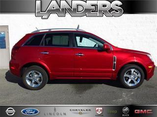 2013 Chevrolet Captiva Sport SUV for sale in Southaven for $21,995 with 19,280 miles.