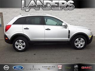 2014 Chevrolet Captiva Sport SUV for sale in Southaven for $20,995 with 10,056 miles.