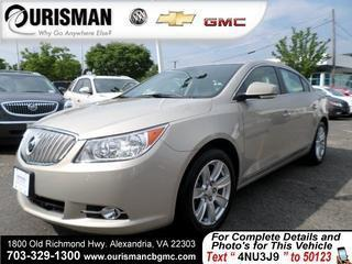 2012 Buick LaCrosse Sedan for sale in Alexandria for $26,990 with 5,472 miles.