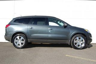 2011 Chevrolet Traverse SUV for sale in Longview for $31,000 with 48,396 miles.
