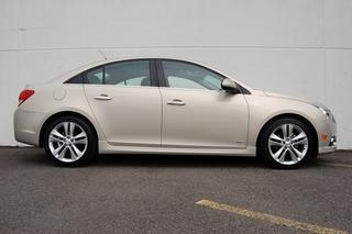 2012 Chevrolet Cruze Sedan for sale in Longview for $19,000 with 35,815 miles.