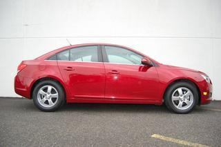 2014 Chevrolet Cruze Sedan for sale in Longview for $18,000 with 12,001 miles.