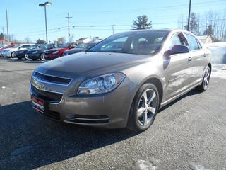 Used 2012 Chevrolet Malibu - Waterville ME