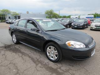 2013 Chevrolet Impala Sedan for sale in South Burlington for $18,491 with 35,042 miles.