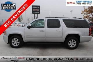 2013 GMC Yukon XL SUV for sale in San Antonio for $36,995 with 18,376 miles.