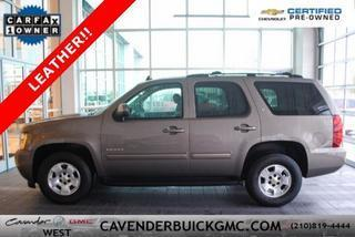 2013 Chevrolet Tahoe SUV for sale in San Antonio for $36,995 with 19,460 miles.