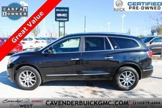 2013 Buick Enclave SUV for sale in San Antonio for $36,995 with 19,616 miles.