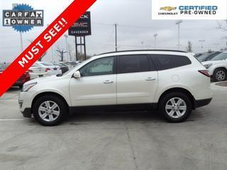 2013 Chevrolet Traverse SUV for sale in San Antonio for $28,595 with 20,681 miles.