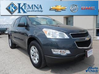 2010 Chevrolet Traverse SUV for sale in Fort Dodge for $19,808 with 43,165 miles.
