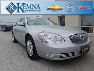 2009 Buick Lucerne Sedan for sale in Fort Dodge for $14,152 with 64,899 miles.