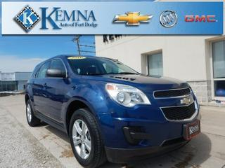 2010 Chevrolet Equinox SUV for sale in Fort Dodge for $18,000 with 33,312 miles.