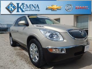 2012 Buick Enclave SUV for sale in Fort Dodge for $33,773 with 25,749 miles.