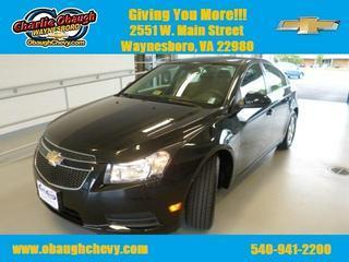 2013 Chevrolet Cruze Sedan for sale in Waynesboro for $14,995 with 6,823 miles.