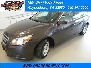 2013 Chevrolet Malibu Sedan for sale in Waynesboro for $19,395 with 22,605 miles.