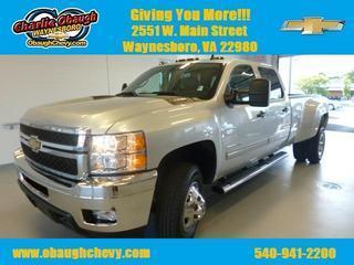 2011 Chevrolet Silverado 3500 Crew Cab Pickup for sale in Waynesboro for $37,395 with 11,077 miles.