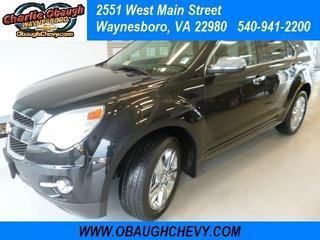 2012 Chevrolet Equinox SUV for sale in Waynesboro for $25,495 with 31,138 miles.