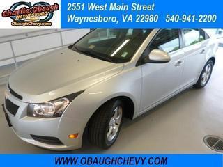 2011 Chevrolet Cruze Sedan for sale in Waynesboro for $16,295 with 31,819 miles.