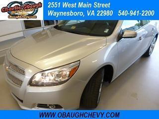 2013 Chevrolet Malibu Sedan for sale in Waynesboro for $23,995 with 21,485 miles.