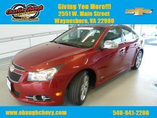 2012 Chevrolet Cruze Sedan for sale in Waynesboro for $16,895 with 39,715 miles.