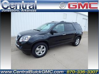 2011 GMC Acadia SUV for sale in Jonesboro for $25,209 with 38,518 miles.