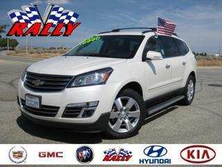 2014 Chevrolet Traverse SUV for sale in Palmdale for $39,990 with 9,702 miles.