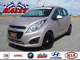 2013 Chevrolet Spark Hatchback for sale in Palmdale for $13,475 with 37,751 miles.