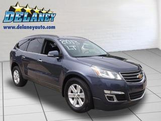 2013 Chevrolet Traverse SUV for sale in Indiana for $30,958 with 31,845 miles.