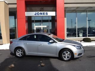 Used Chevrolet Cruze for $16,500