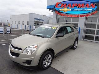 2011 Chevrolet Equinox SUV for sale in Philadelphia for $20,991 with 33,817 miles.